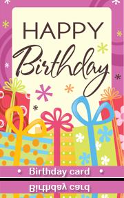 Birthday Cards Maker Software