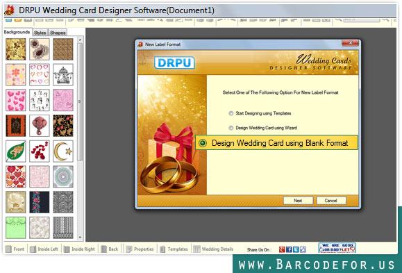 Wedding Program Maker